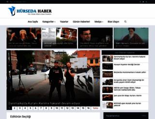 hurseda.net screenshot