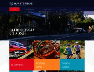 hurstbridge.com screenshot