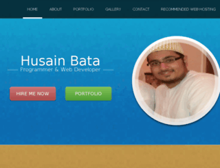 husainbata.co.nf screenshot