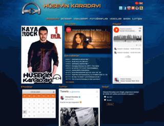 huseyinkaradayi.com screenshot