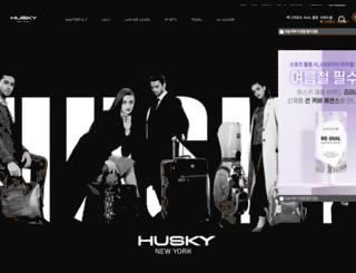 huskynewyork.com screenshot