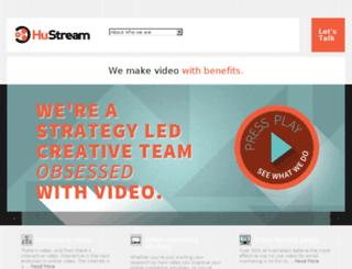 hustream.com screenshot