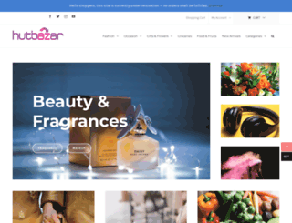 hutbazar.com screenshot