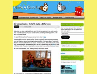 hutchagoodlife.wordpress.com screenshot