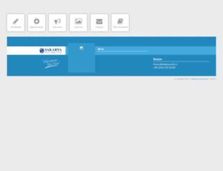 huzun.sakarya.edu.tr screenshot