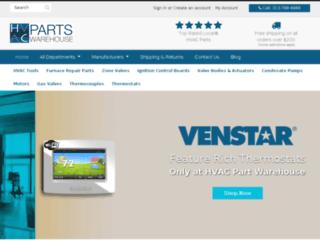 hvacpw.com screenshot