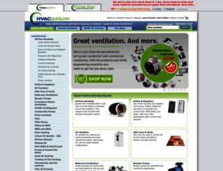 hvacquick.com screenshot