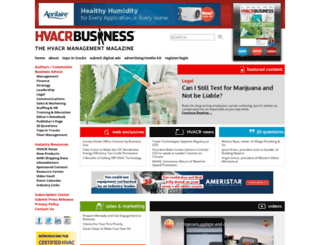 hvacrbusiness.com screenshot