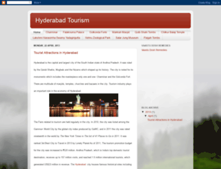 hyderabadtovisit.blogspot.in screenshot
