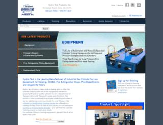 hydro-test.com screenshot