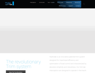 hydrotab.gr screenshot
