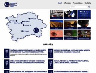 hygpraha.cz screenshot