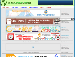 hyip.directory screenshot