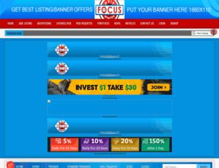 hyipfocus.com screenshot