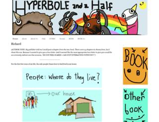 hyperboleandahalf.blogspot.nl screenshot