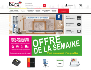 hyperburo.com screenshot