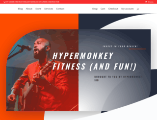 hypermonkey.in screenshot