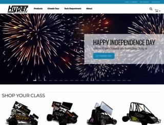 hyperracing.com screenshot
