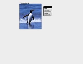 hypexr.org screenshot