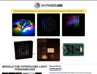 hypnocube.com screenshot
