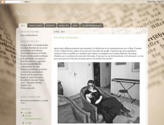 hypo2010.blogspot.com screenshot
