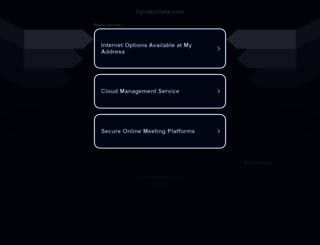 hyrokumata.com screenshot