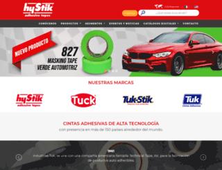 hystik.com screenshot