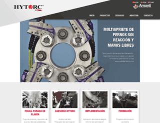 hytorc.es screenshot