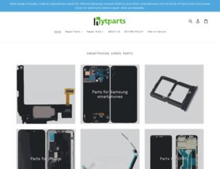 hytparts.com screenshot