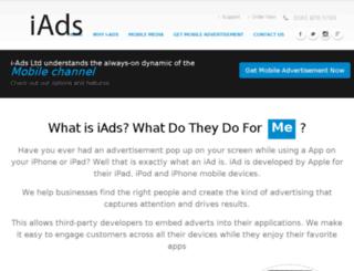 i-ads.net screenshot