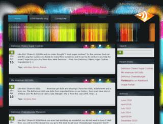 i-colleen.com screenshot