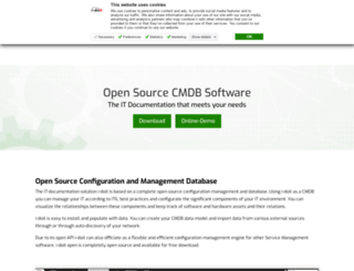 i-doit.org screenshot