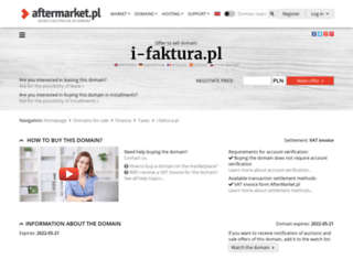 i-faktura.pl screenshot