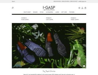 i-gasp.com screenshot