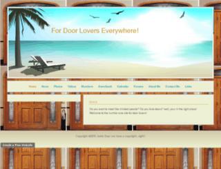 i-love-doors.webs.com screenshot