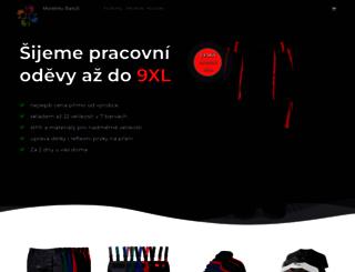 i-odevy.cz screenshot