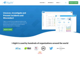 i-sight.com screenshot