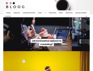 i-tylko-my.bloog.pl screenshot