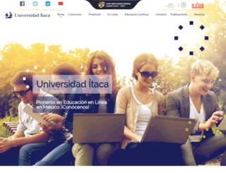 i.edu.mx screenshot