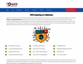 i.web.pk screenshot