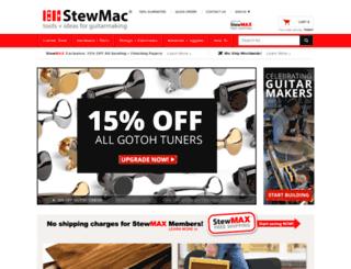 i0dev.stewmac.com screenshot