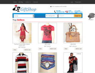 i2giftshop.com screenshot