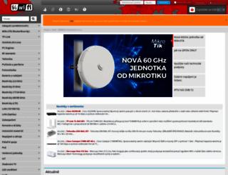 i4wifi.cz screenshot