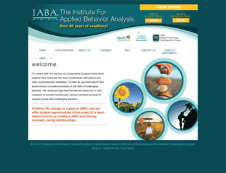 iaba.com screenshot