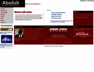 iabolish.com screenshot