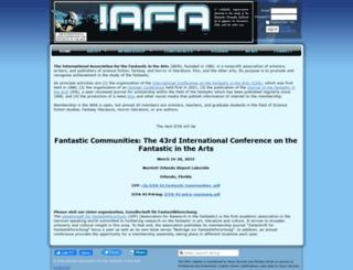 iafa.org screenshot