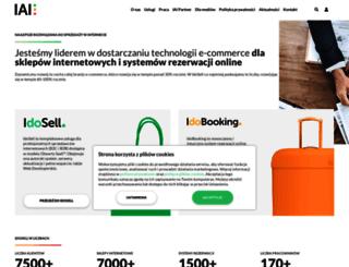 iai-system.com screenshot