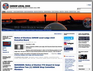 iamaw2323.ca screenshot