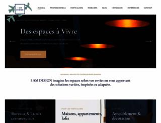 iamdesign.fr screenshot