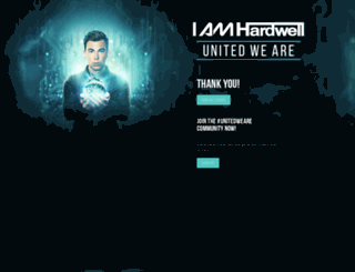 iamhardwell.com screenshot